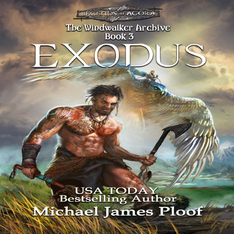 Exodus Talon Windwalker book 3